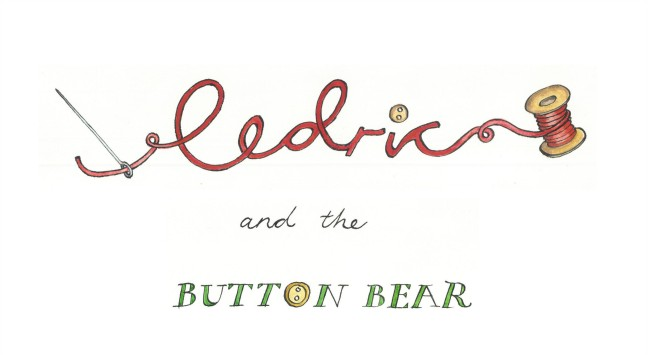 Cedric And The Button Bear Title