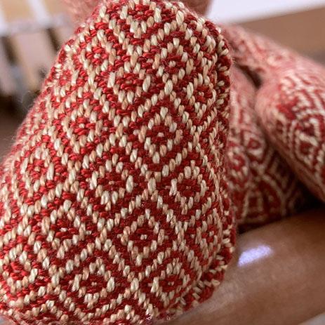 Cedric Junior foot fabric small